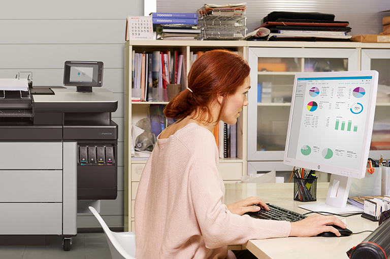HP introduces faster PageWide XL printers for enhanced print production